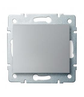 LOGI 02-1000-143 srebrny Łącznik jednobiegunowy Kanlux 25184