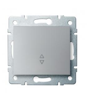 LOGI 02-1050-143 srebrny Łącznik schodowy Kanlux 25191