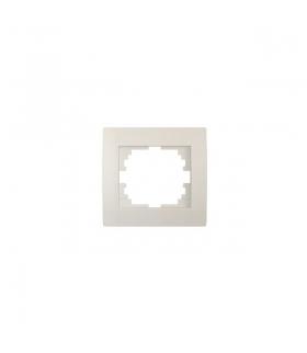 LOGI 02-1460-003 kremowy Ramka pojedyncza Kanlux 25176