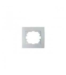 LOGI 02-1460-043 srebrny Ramka pojedyncza Kanlux 25235