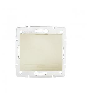DOMO 01-1021-230 perłowy biały Łącznik zwierny Kanlux 24950