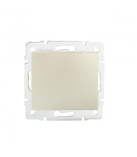 DOMO 01-1560-130 perłowy biały Gniazdo zasilające francuskie, IP-44 Kanlux 24969