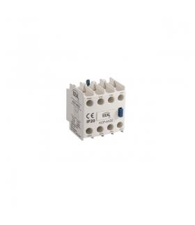 KCP-AX22 Blok styków pomocniczych (front) Kanlux 24111