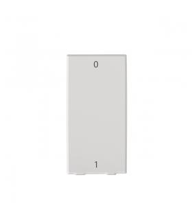 BIURO 04-1001-102 biały Łącznik dwubiegunowy Kanlux 25304