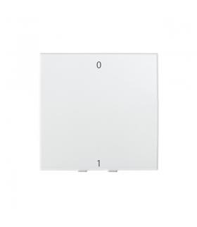 BIURO 04-1002-102 biały Łącznik dwubiegunowy, m45 Kanlux 25320