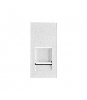 BIURO 04-1390-102 biały Gniazdo komputerowe pojedyncze, (RJ45Cat 5e ) Kanlux 25331