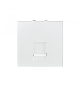 BIURO 04-1395-102 biały Gniazdo komputerowe pojedyncze, (RJ45Cat 5e), m45 Kanlux 25332