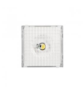 BIURO 04-2000-102 biały Moduł oświetlenia awaryjnego Kanlux 25336