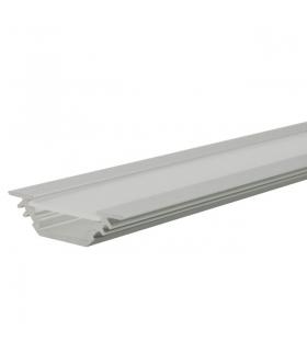 PROFILO E 2m Profil do liniowych modułów LED Kanlux 26543
