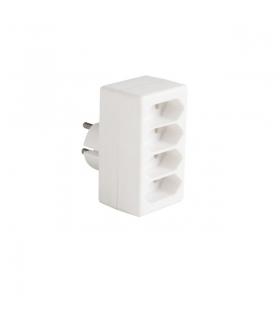 DIVISO W 4 Rozdzielacz elektryczny Kanlux 26092