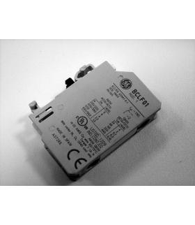 BCLF01 Blok styków pom. (śruba) 1NC 104701