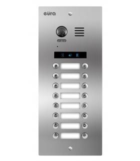 KASETA ZEWNĘTRZNA MODUŁOWA EURA VDA-99A5 2EASY+ 16 przycisków