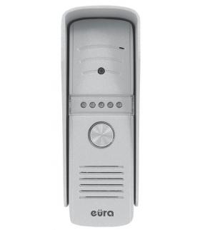 KASETA ZEWNĘTRZNA WIDEODOMOFONU EURA VDA-79A3 EURA CONNECT - jednorodzinna, szara