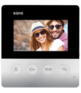 MONITOR EURA VDA-19A3 ekran 4'3, do wideodomofonu VDP-19A3 Helios
