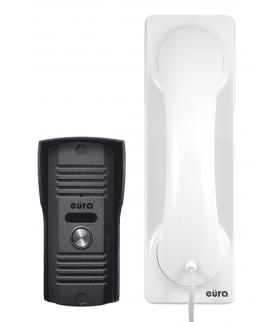 DOMOFON EURA ADP-22A3 FLUMINO 1-rodzinny biały mała kaseta