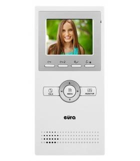 MONITOR EURA VDA-31A5 2EASY ekran 3,5, kolor biały
