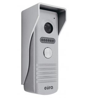 KASETA ZEWNĘTRZNA WIDEODOMOFONU EURA VDA-13A3 EURA CONNECT - jednorodzinna, szary, światło podczerwone