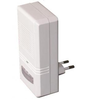 DZWONEK BEZPRZEWODOWY EURA WDP-15A3 SIMPLEX możliwość rozbudowy zasilanie 230V/50Hz
