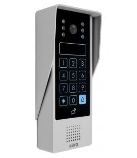 KASETA ZEWNĘTRZNA WIDEODOMOFONU EURA VDA-80A3 EURA CONNECT - dotykowy szyfrator, czytnik zbliżeniowy