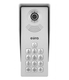 KASETA ZEWNĘTRZNA WIDEODOMOFONU EURA VDA-81A3 EURA CONNECT - szyfrator