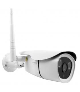 Kamera IP WiFi Eura IC-06C3 - tubowa, bezprzewodowa, zewnętrzna, 1.3 MPx, obsługa kart SD, PoE