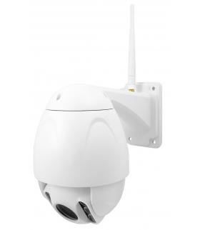 Kamera IP WiFi Eura IC-07C3 - PTZ, bezprzewodowa, zewnętrzna, 2.0 MPx, obsługa kart SD, 5x zoom optyczny