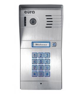 WIDEODOMOFON IP EURA IVP-01C7 LUPUS Z SZYFRATOREM