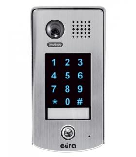 KASETA ZEWNĘTRZNA WIDEODOMOFONU EURA VDA-73A5 V.2 2EASY natynkowa dotykowy szyfrator