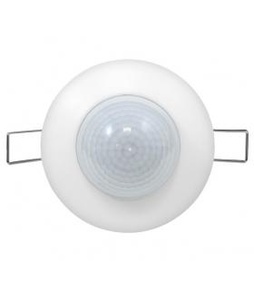 CZUJNIK RUCHU PIR EL HOME MD-05B7 WEWNĘTRZNY SUFITOWY 360 ~230V