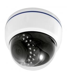 Kamera IP WiFi Eura IC-04C3 - kopułkowa, bezprzewodowa, wewnętrzna, 1.0 MPx, obsługa kart SD