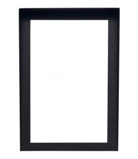 RAMKA CYFRAL RM-1000 do małej listy lokatorów mała czarna