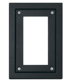 LISTA LOKATORÓW CYFRAL LM-2000 do panelu PC-2000 mała czarna
