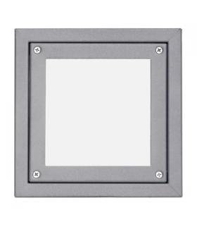 LISTA LOKATORÓW CYFRAL LD-2000 do panelu PC-2000 duża srebrna