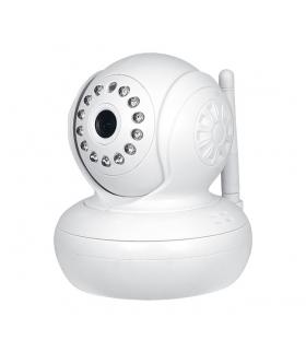 Kamera IP WiFi Eura IC-11C3 - bezprzewodowa, wewnętrzna, P2P, 720P, H.264,obsługa kart SD, IR-CUT