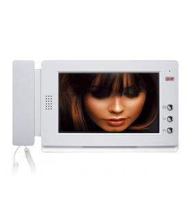 KONSOLA PORTIERSKA EURA PROFESSIONAL CAT5 VMA-19A5 ekran dotyk. 10 kolor