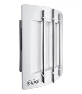 GONG DRZWIOWY DWUTONOWY EURA DB-70G7 ~230V AC biały