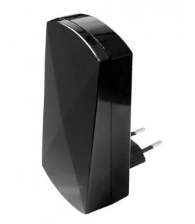DZWONEK BEZPRZEWODOWY EURA WDP-05A3 kodowany możliwość rozbudowy zasilanie 230V/50 Hz