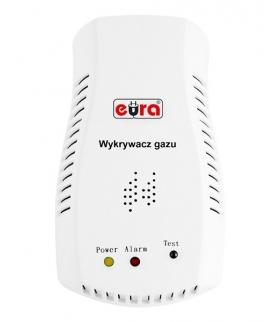 CZUJNIK GAZU EURA GD-05A2 230V/50HZ DO GNIAZDKA