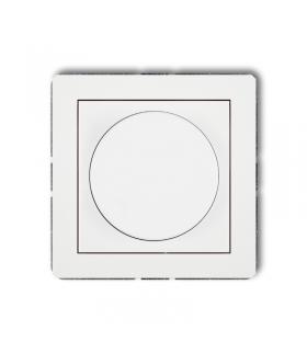 DECO Mechanizm elektronicznego regulatora oświetlenia przyciskowo-obrotowego do lamp LED Karlik DRO-2