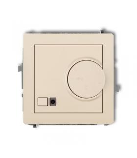 DECO Mechanizm elektronicznego regulatora temperatury z czujnikiem podpodłogowym Karlik 1DRT-1