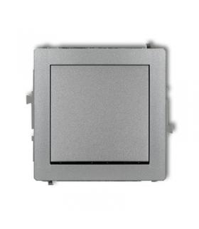 DECO Mechanizm łącznika zwiernego, jednobiegunowego (jeden klawisz, bez piktogramu) Karlik 7DWP-4.1