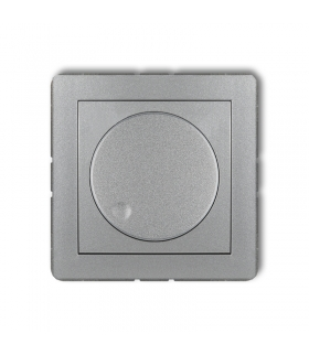 DECO Mechanizm elektronicznego regulatora oświetlenia przyciskowo-obrotowego Karlik 7DRO-1