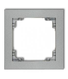 DECO Ramka uniwersalna pojedyncza z tworzywa Karlik 7DR-1