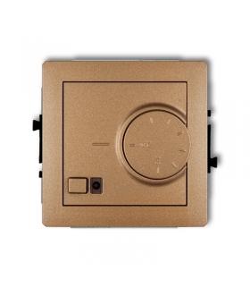 DECO Mechanizm elektronicznego regulatora temperatury z czujnikiem podpodłogowym Karlik 8DRT-1