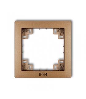 Ramka pośrednia do łączników IP44 Karlik 8DRPH