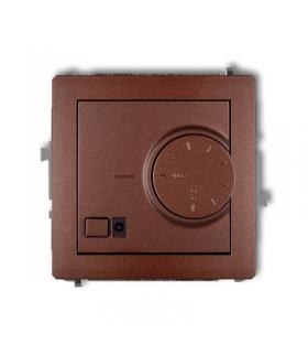 DECO Mechanizm elektronicznego regulatora temperatury z czujnikiem podpodłogowym Karlik 9DRT-1