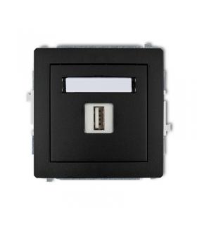 DECO Mechamizm gniazda pojedynczego USB-AA 3.0 Karlik 12DGUSB-5
