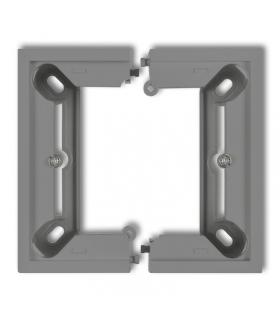DECO Puszka natynkowa pojedyncza, składana DECO Karlik 27DPU-1