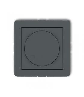 DECO Mechanizm elektronicznego regulatora oświetlenia przyciskowo-obrotowego Karlik 28DRO-1
