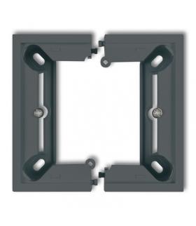DECO Puszka natynkowa pojedyncza, składana DECO Karlik 28DPU-1